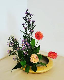 Moribana Ikebana