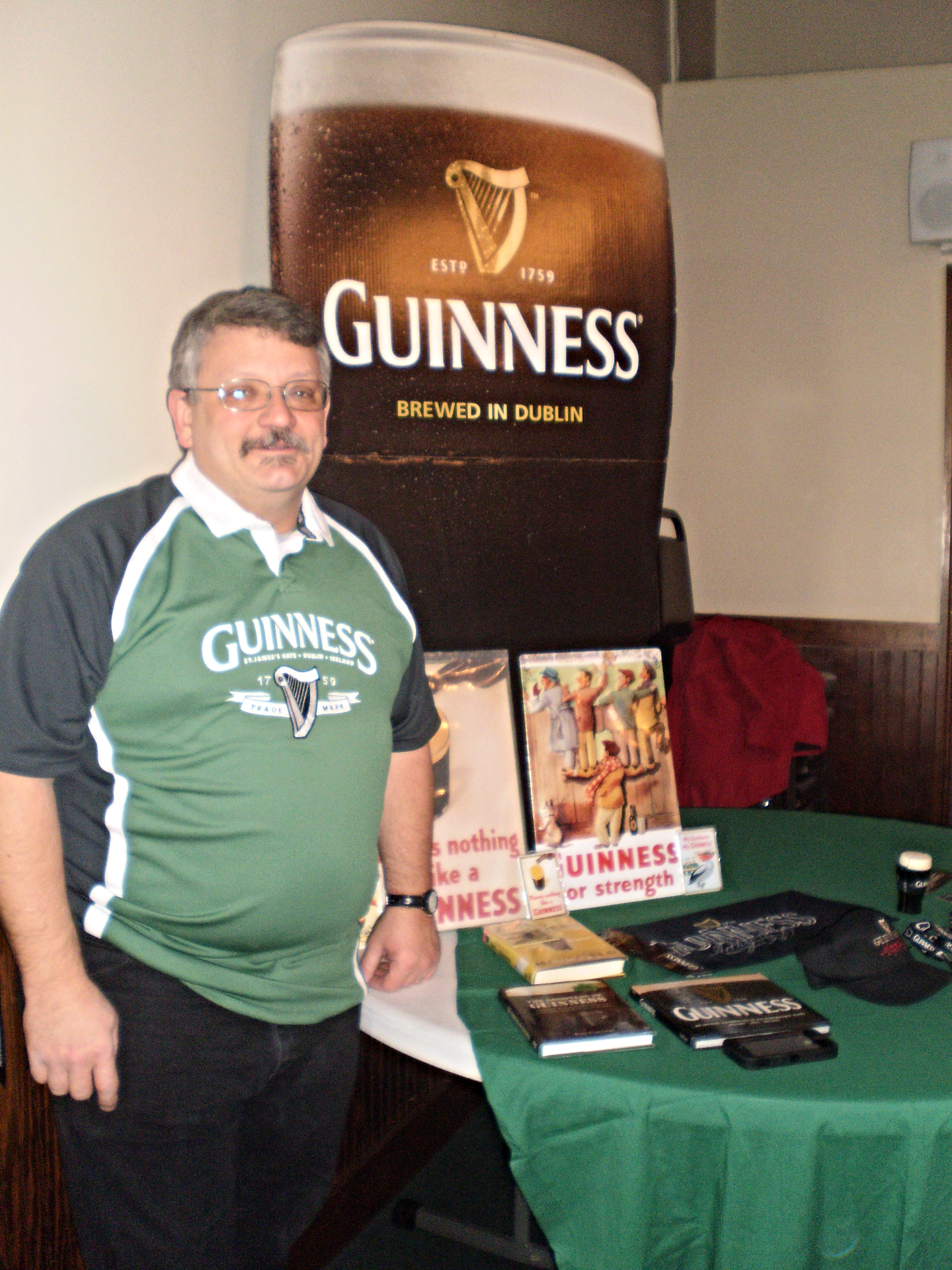 Guinness is good!