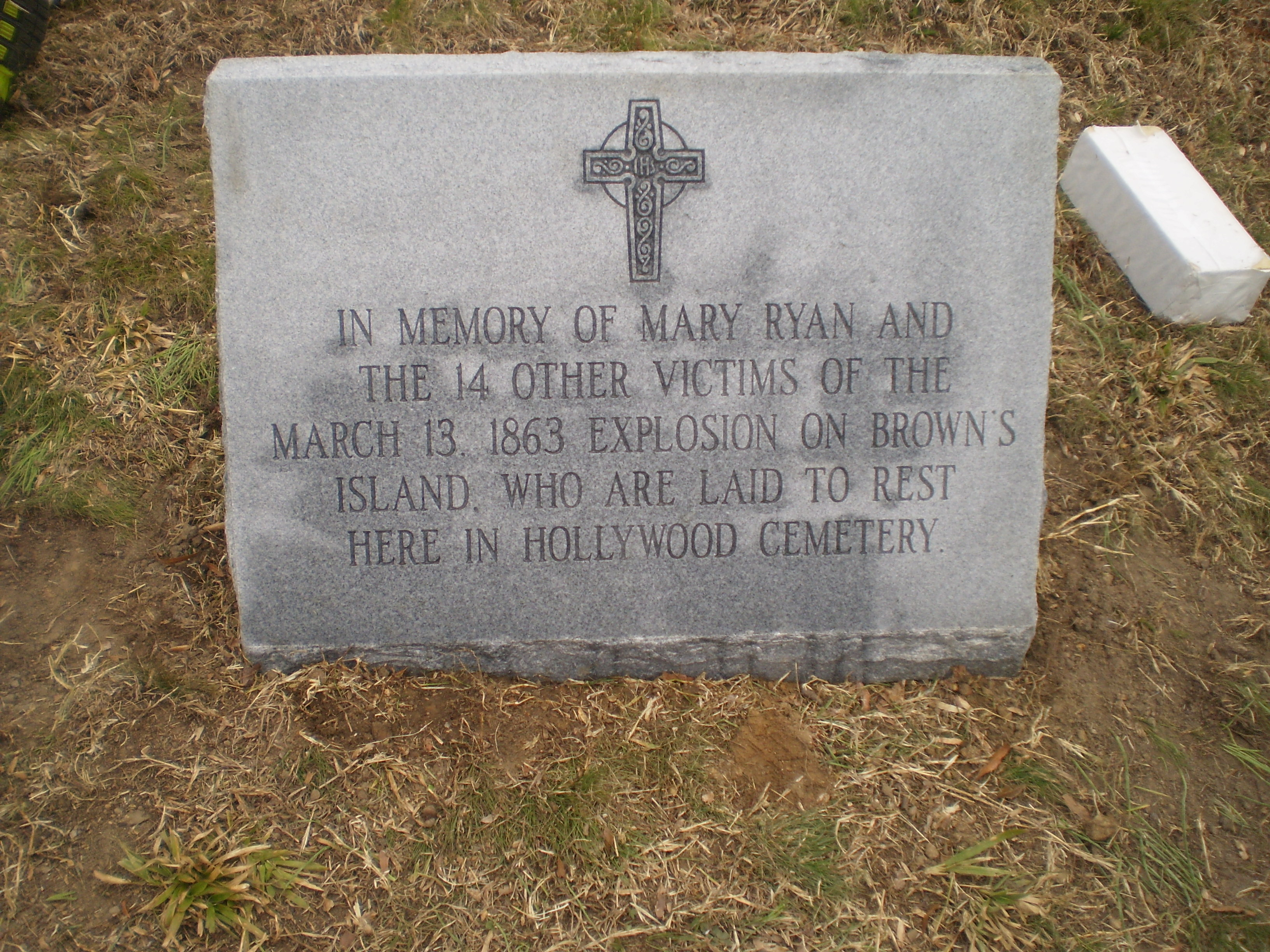 Mary Ryan Memorial