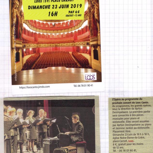 Opéra 2019