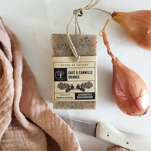 SAVON DE CUISINE- La savonnerie buissonière