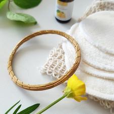 Bracelet en or végétal