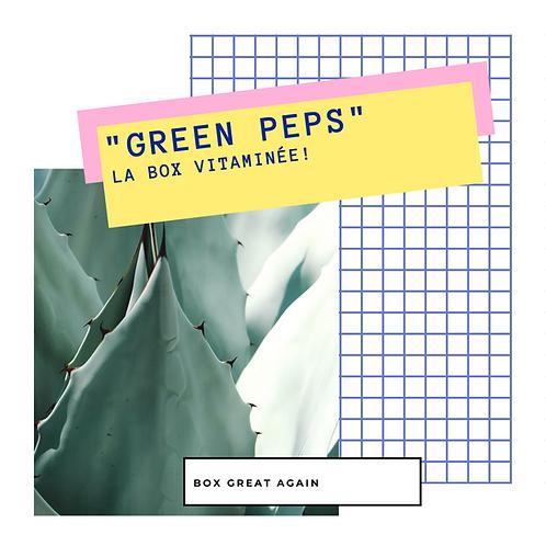 BOX GREEN PEPS