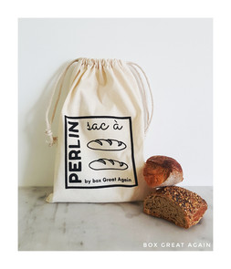 Sac à pain Perlinpinpin