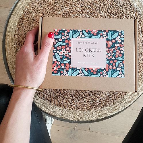 BOX GREEN DIY -LE GRAND MÉNAGE