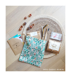 Tote bag - box Great Again