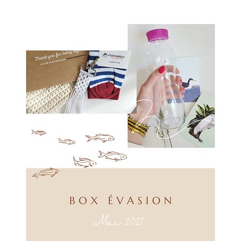 BOX ÉVASION