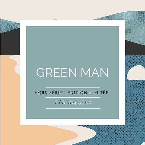 BOX GREEN MAN