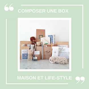 MIX BOX - MAISON ET LIFESTYLE