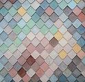 Tegole colorate