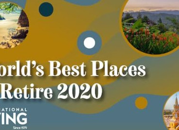 The World's Best Places to Retire in 2020