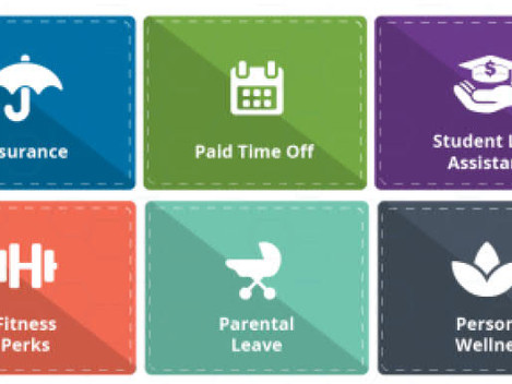 What are the best employee benefits?