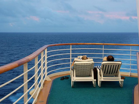 How to Retire on a Cruise Ship