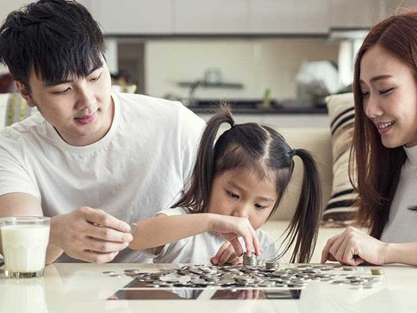 5 Things to Teach Your Children About Financial Literacy