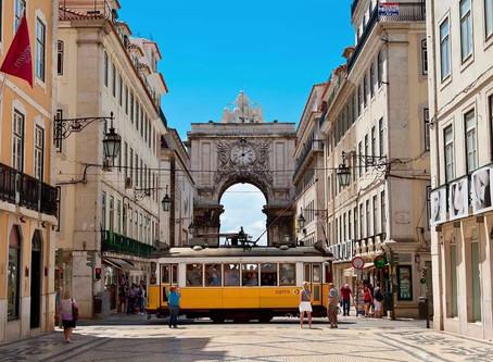 Lisboa aí vou eu!