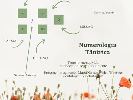 Numerologia Tântrica
