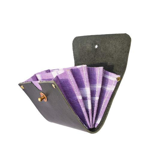 Harmonium Wallet - Amethyst
