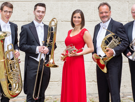 Open-Air Konzert mit Harmonic Brass