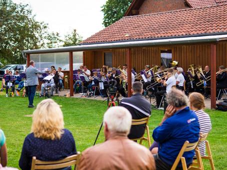 Großartiges Konzert in Großenheidorn
