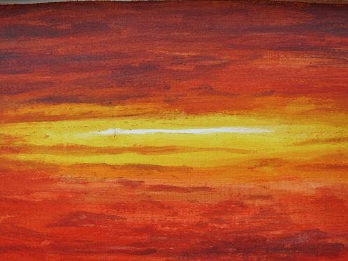 The Beginning by Jenny Rutland