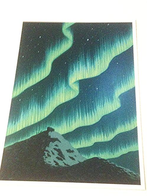 Aurora postcard (10 pack)