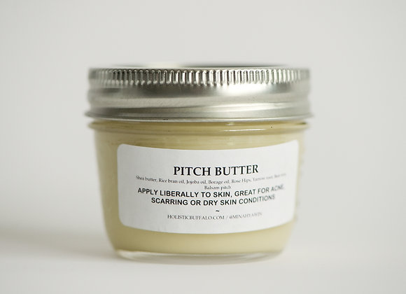 Pitch Butter 100mls