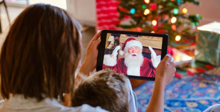 Personalised Santa Video