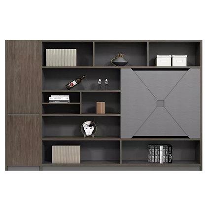 Modern Office Display Shelf Cupboard