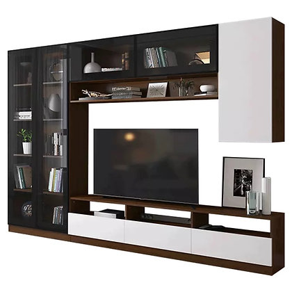 Contemporary Build in TV Console