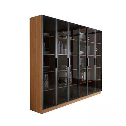 Office Display Cabinet with Glass Door