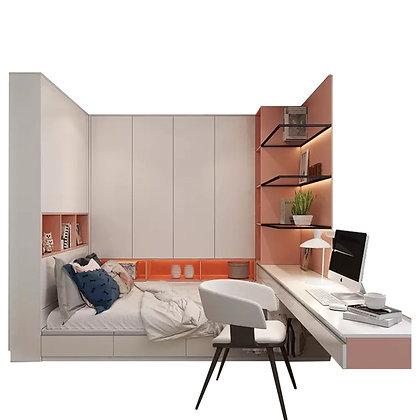 Minimalist Tatami Bedroom Set