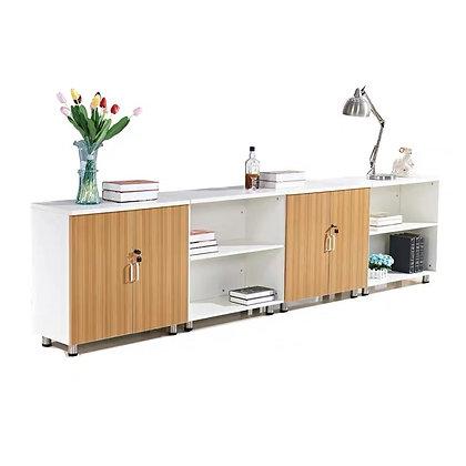 Low Office Cabinet File Cupboard