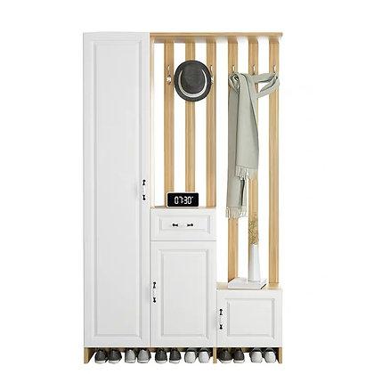 Minimalist Hall Entry Cabinet