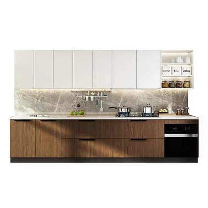 Contemporary Kitchen Cabinet