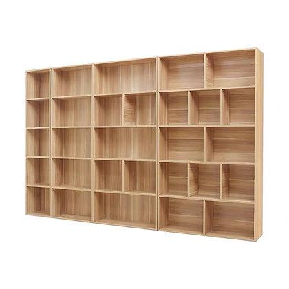 Simple Book Shelf Storage Cupboard