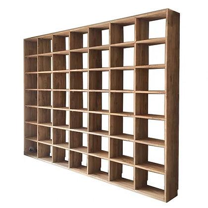 Simple Floor Book Shelf Storage Cupboard Display Cabinet