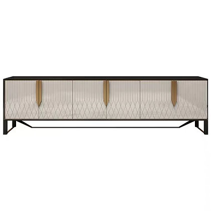 Luxury TV Console Drawer Sideboard