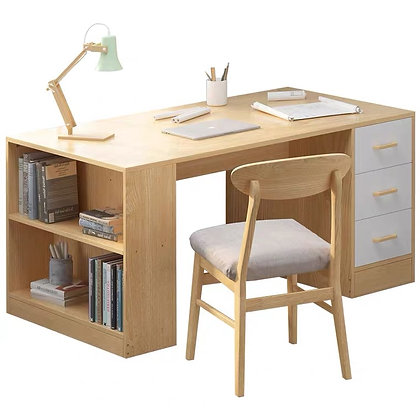 Nordic Computer Desk with Drawer