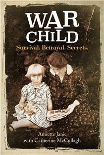 """Survival Betrayal, Secrets. The true  story of a woman's unconditional love for her family, the sacrifices she made and secrets she kept to protect them. Her generational story spans 100 years starting in pre WWII Nazi Germany and ending in the suburbs of Adelaide Australia. """"It is a moving, surprising, personal story as only a mother's story can be."""""""