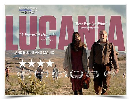 Lucania the TV Series