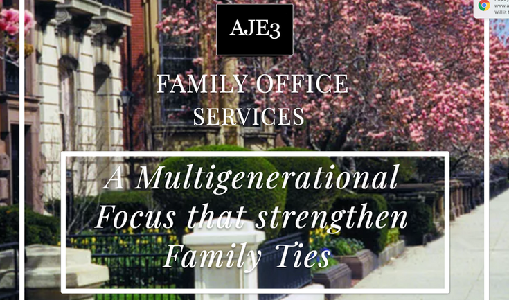 Family Office Services