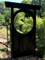 Garden gate woodworking project