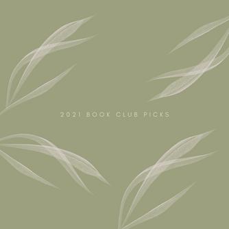 2021 Book Club Picks