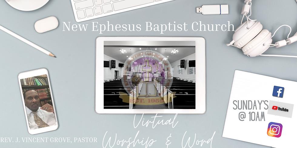 Virtual Worship & Word