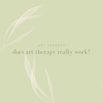 Does art therapy work?