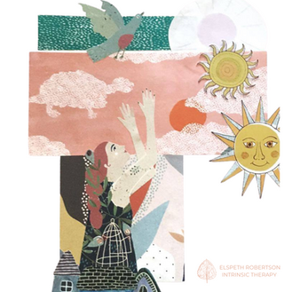 Art Prompt: Gratitude Collage