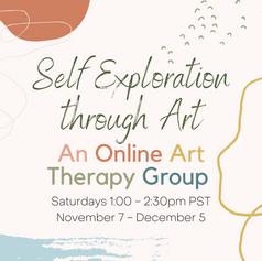 Self Exploration Through Art
