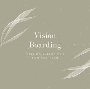 Vision Boarding