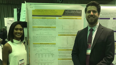 Presenting Research at the UMBC