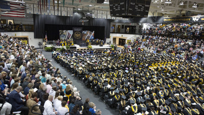 Commencement - Spring 2017